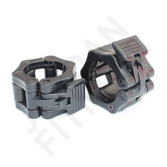 Quick Lock Clamp Collars (pair) - Full Metal Industries