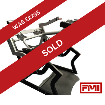 FMI P3 Power Squat - Full Metal Industries