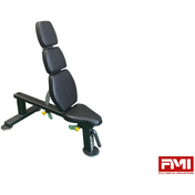 HD Flat to Incline Adjustable Bench - Full Metal Industries