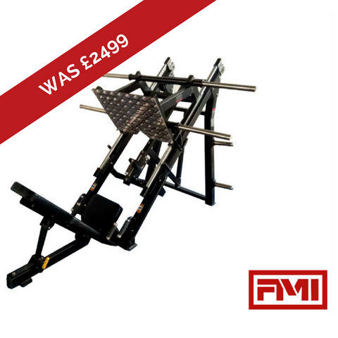 FMI P2 Linear Leg Press - Full Metal Industries