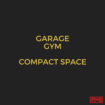 Garage Gym Compact Space - Full Metal Industries