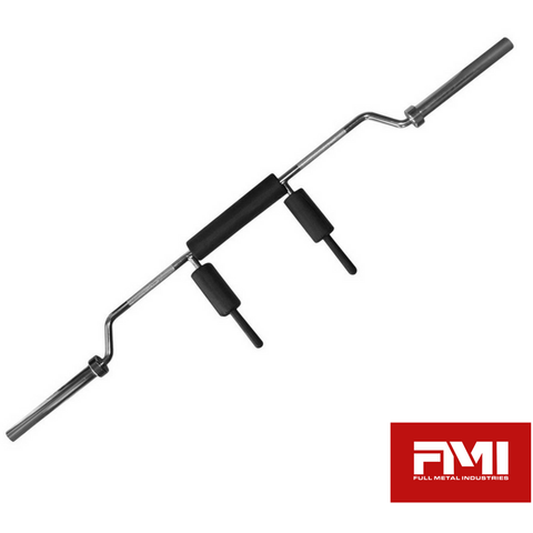 Olympic Safety Squat Bar - Full Metal Industries