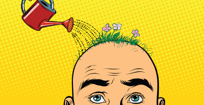 How to Fix a Receding Hairline and Regrow Your Hair