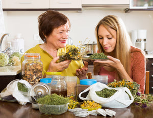 5 Natural and Herbal Remedies for Menopause Relief