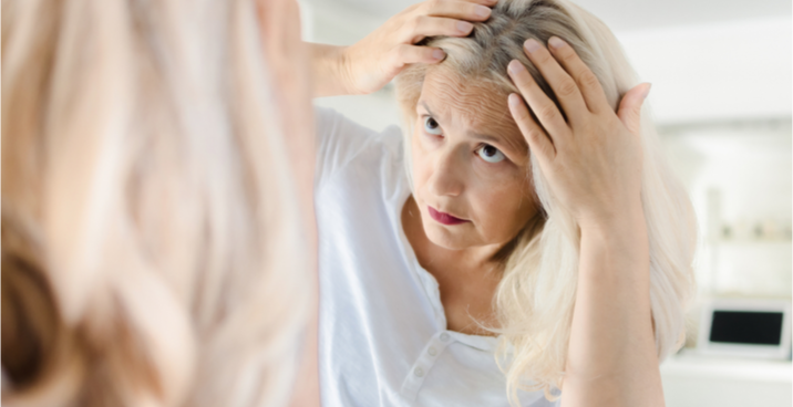 Post Menopause Hair Loss: It's a Thing, but Why?