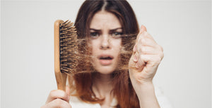 Ten Causes of Hair Loss & Ways to Support Growth