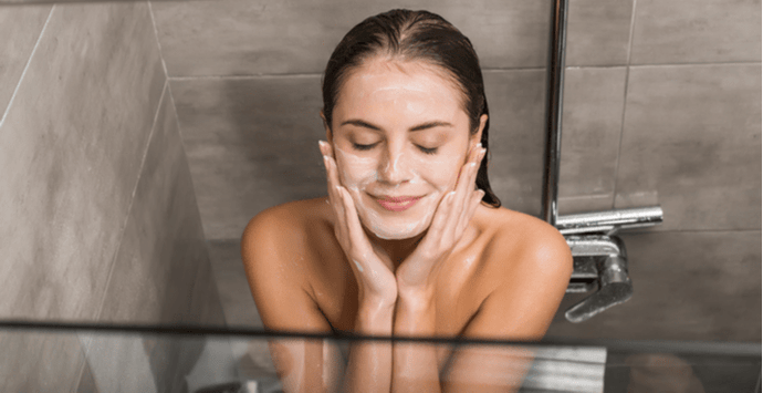 Why Shouldn't You Wash Your Face in the Shower? Pros and Cons
