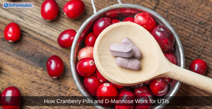 Cranberry pills for UTI