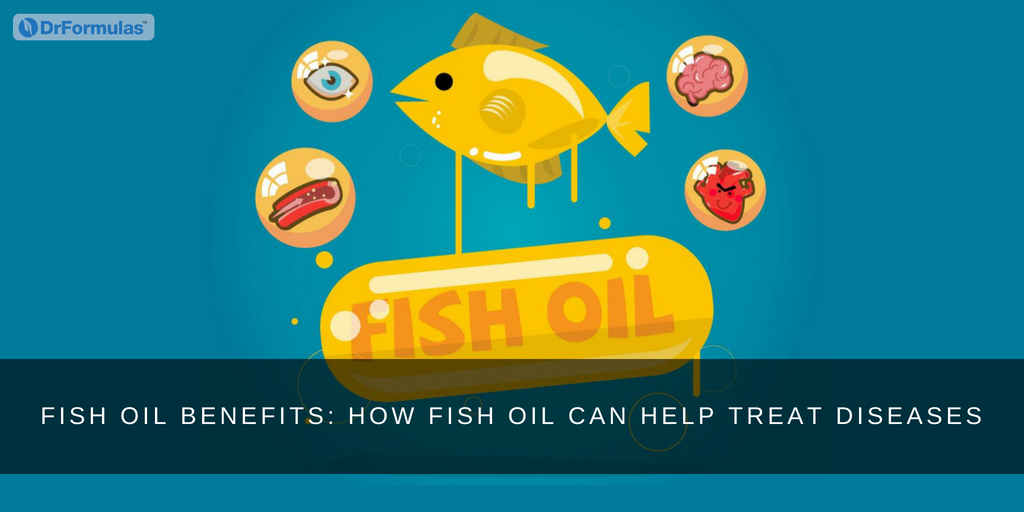 Fish Oil Benefits: How Fish Oil Can Help Treat Diseases