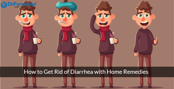 How to Get Rid of Diarrhea with Home Remedies