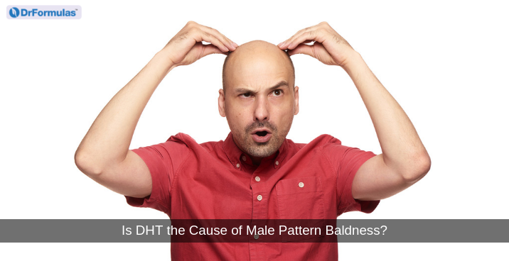 Is DHT the Cause of Male Pattern Baldness
