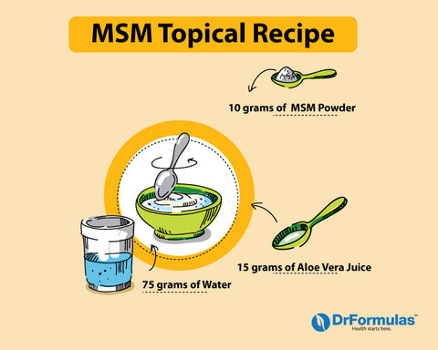 How to Use MSM for Hair Growth