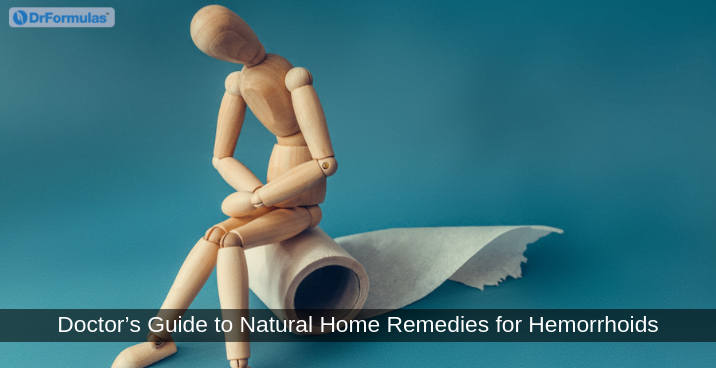 Natural Home Remedies for Hemorrhoids