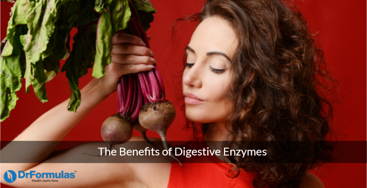 The Benefits of Digestive Plant Enzymes