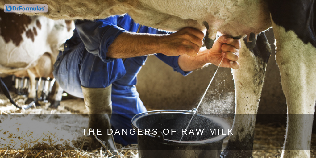 The Dangers of Raw Milk Outweigh the Benefits