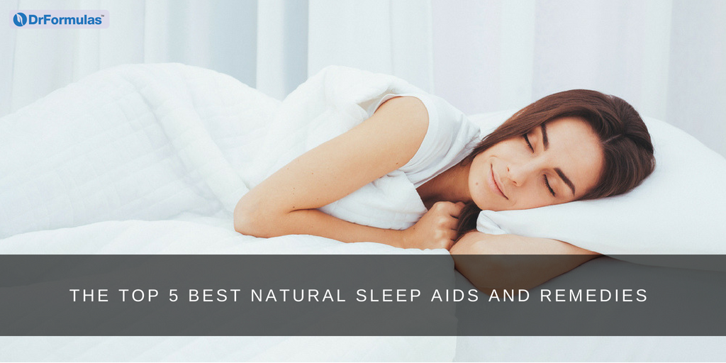 The Top 5 Best Natural Sleep Aids and Remedies