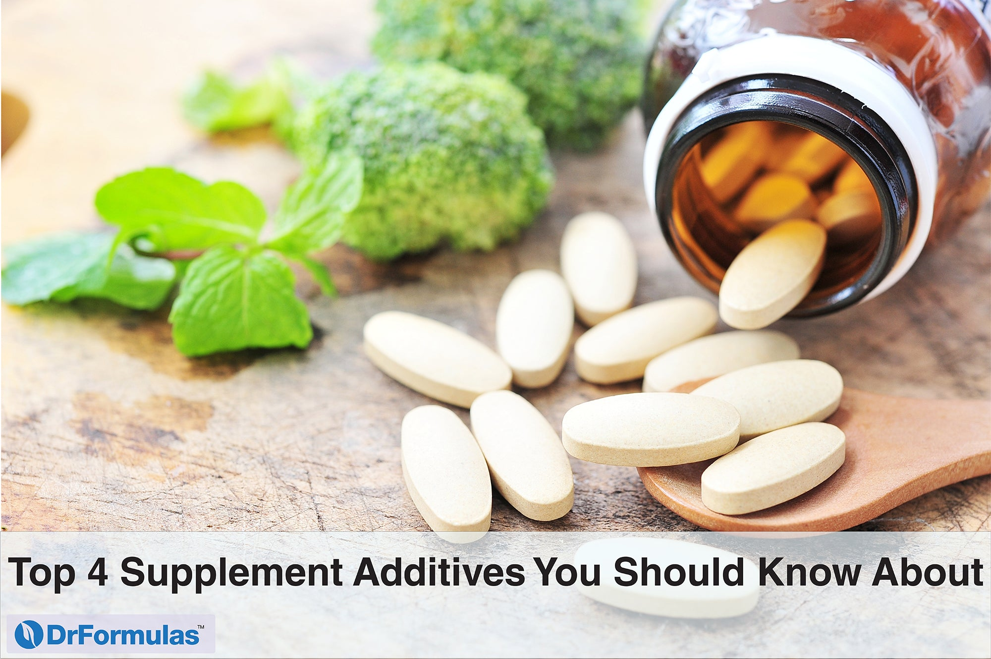 Top 4 Supplement Additives You Should Know About