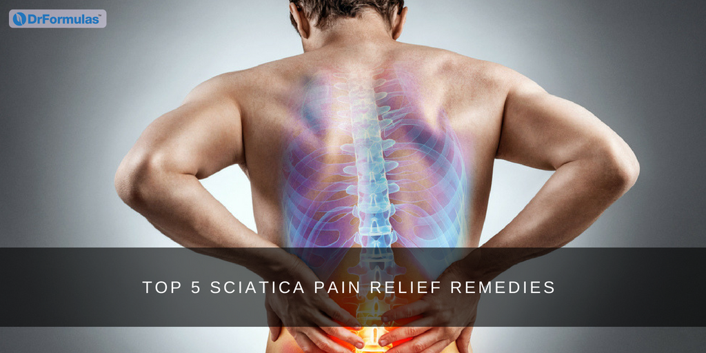pain relief and remedies for sciatica
