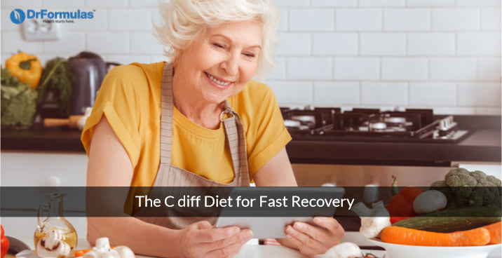 The C diff Diet for Fast Recovery