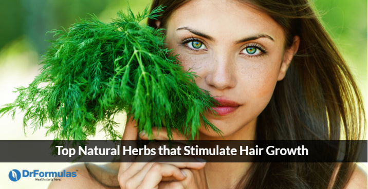 Top Natural Herbs that Stimulate Hair Growth