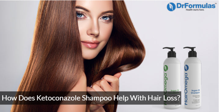 How Does Ketoconazole Shampoo Help With Hair Loss?