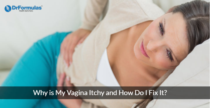 Why is My Vagina Itchy and How Do I Fix It?