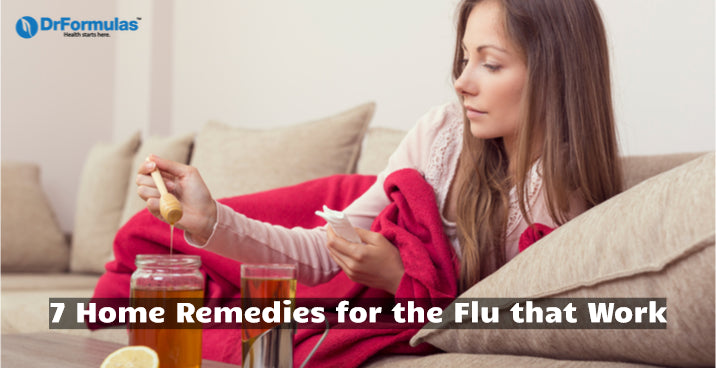 7 Home Remedies for the Flu that Work