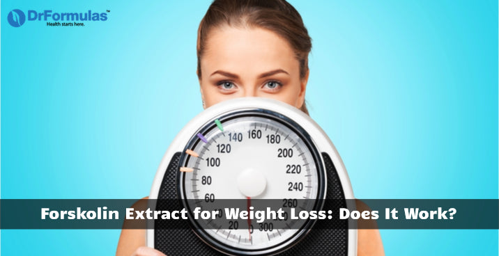 Forskolin Extract for Weight Loss