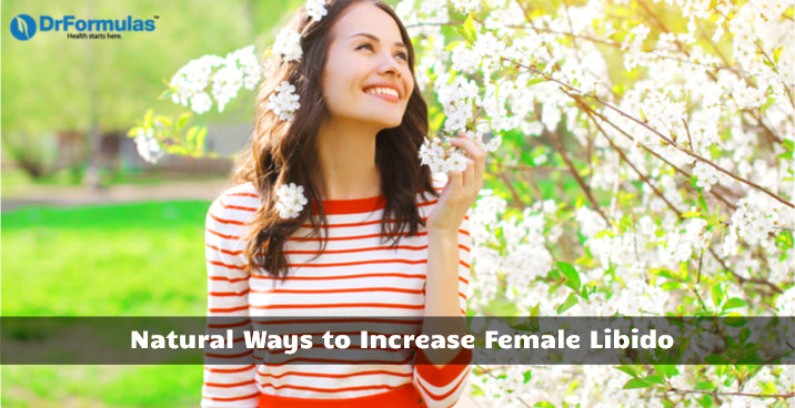 Natural Ways to Increase Female Libido