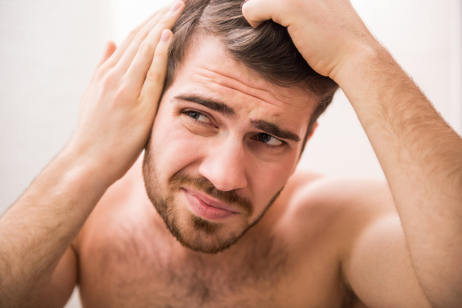 dht causes hair loss