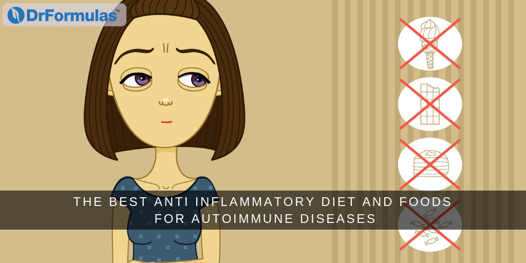 The Best Anti Inflammatory Diet and Foods for Autoimmune Diseases