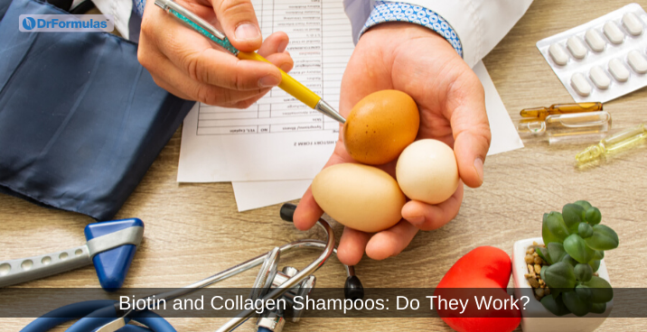 biotin and collagen shampoos