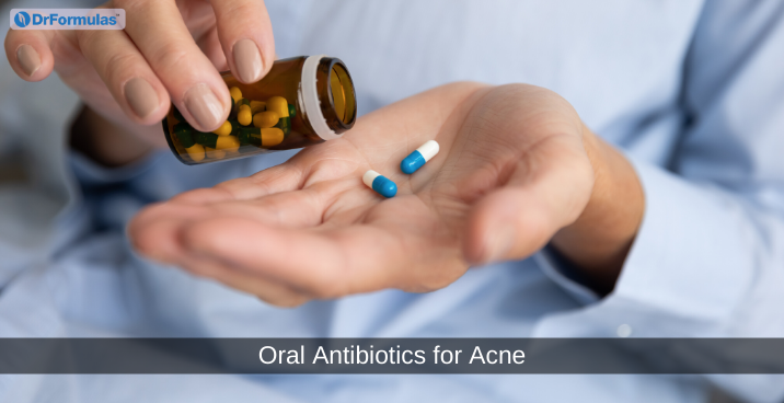 oral antibiotics acne