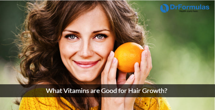 What Vitamins are Good for Hair Growth and Thickness?