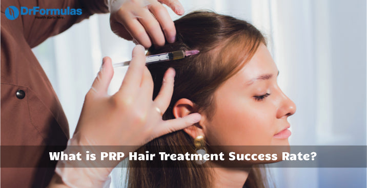 PRP Hair Treatment Success Rate