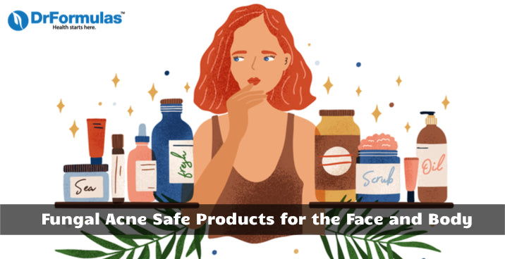 Fungal acne products