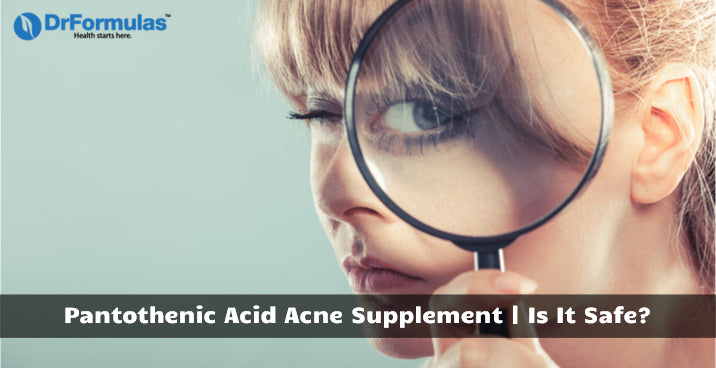 Pantothenic Acid Acne