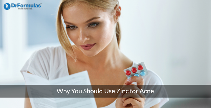 Why You Should Use Zinc for Acne