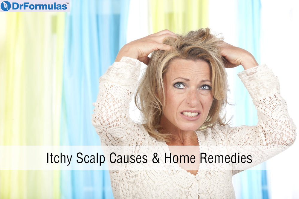 Itchy Scalp with Hair Loss - Causes & Home Remedies