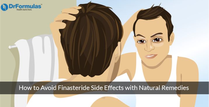 How to Avoid Finasteride Side Effects with Natural Remedies for Hair Loss