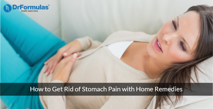 How to Get Rid of Stomach Pain with Home Remedies