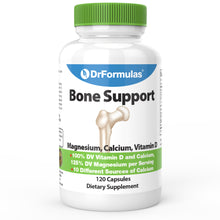 DrFormulas Calcium Complex with Magnesium & Vitamin D | Best Bone Supplement, 120 Capsules