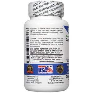 DrFormulas Gastric Acid Defense | Betaine HCl 648 mg with Pepsin and 17 Other Digestive Enzymes