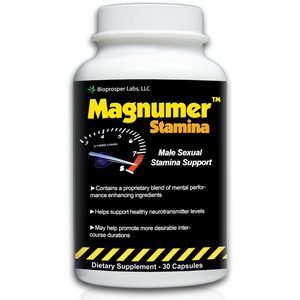 Magnumer Stamina Male Sexual Endurance Enhancement