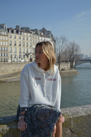 Sweat-shirt AMOUR ♡