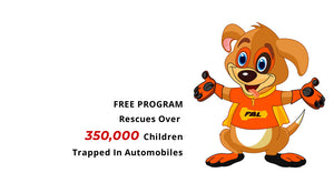 Pop-A-Lock™ PALSavesKids™ FREE Program Rescues Over 350,000 Children Trapped In Automobiles