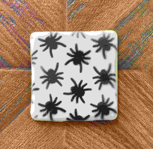 Spiders Pattern Cookie Stencil bakeartstencil