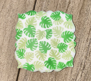 Tropic Treats Cookie Stencil Set bakeartstencil