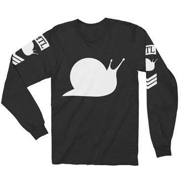 SNAILS Logo Long Sleeve Tee