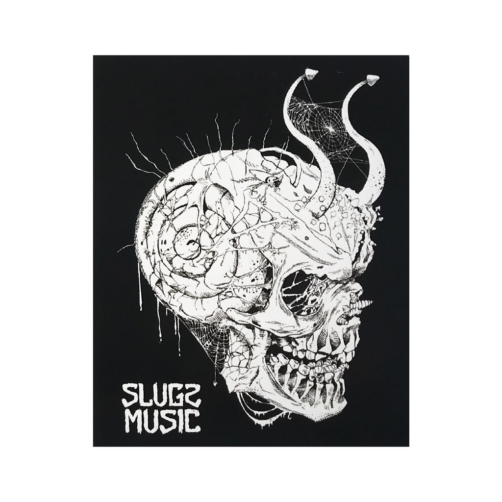 SNAILS - Slug To The Head Sticker